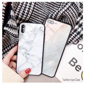 iPhone7 ケース iPhone8Plus ケース  iphone8 plus ケース アイフォン8 プラス ケース 大理石/強化ガラス付|muuk-shop|08