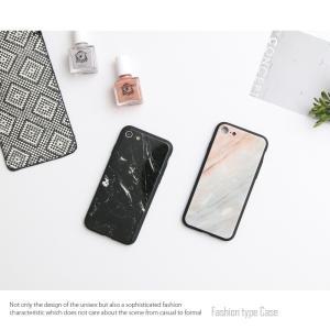iPhone7 ケース iPhone8Plus ケース  iphone8 plus ケース アイフォン8 プラス ケース 大理石/強化ガラス付|muuk-shop|10