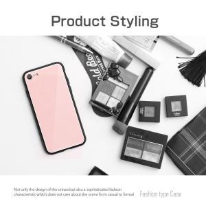 iPhone8 ケース iPhone7 ケース アイフォン8  薄型 背面ガラス|muuk-shop|13
