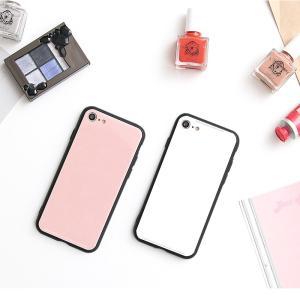 iPhone8 ケース iPhone7 ケース アイフォン8  薄型 背面ガラス|muuk-shop|14