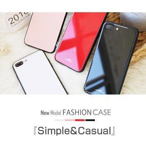 iPhone8 ケース iPhone7 ケース アイフォン8  薄型 背面ガラス|muuk-shop|15