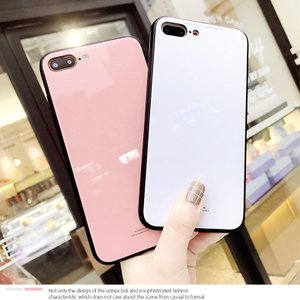 iPhone8 ケース iPhone7 ケース アイフォン8  薄型 背面ガラス|muuk-shop|16