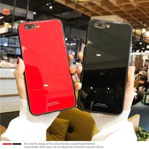 iPhone8 ケース iPhone7 ケース アイフォン8  薄型 背面ガラス|muuk-shop|17