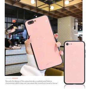 iPhone8 ケース iPhone7 ケース アイフォン8  薄型 背面ガラス|muuk-shop|05