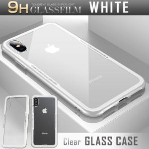 iPhone8Plus ケース iPhone8 plus ケース アイフォン8 プラス ケース  薄型 背面ガラス|muuk-shop|17