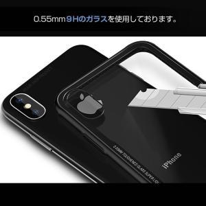 iPhone8Plus ケース iPhone8 plus ケース アイフォン8 プラス ケース  薄型 背面ガラス|muuk-shop|08