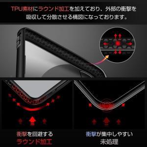 iPhone8Plus ケース iPhone8 plus ケース アイフォン8 プラス ケース  薄型 背面ガラス|muuk-shop|10