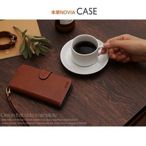iPhone8 ケース iphone7 ケース 手帳 手帳型 アイフォン8 本革 革 強化ガラス付|muuk-shop|14