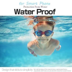 防水ケース スマホケース 防水カバー スマホカバー iPhone Xperia スマホ ケース プール 海|muuk-shop|02