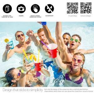 防水ケース スマホケース 防水カバー スマホカバー iPhone Xperia スマホ ケース プール 海|muuk-shop|04