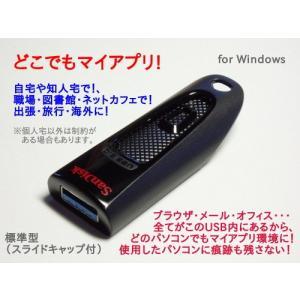どこでもマイアプリ! USBメモリ 送料無料|mwks-pro
