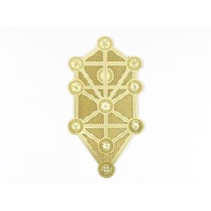 エナジーカード セフィロトの樹/Sephirothic Tree(創造) 神聖幾何学模様【メール便可】|my-earth