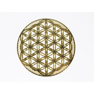 エナジーカード フラワーオブライフ /Flower of Life(活性化) 神聖幾何学模様【メール便可】|my-earth