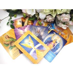 【クーポンあり】大天使オラクルカード 大天使からの愛と癒しのメッセージ(浄化用ホワイトセージ付き)|my-earth|03