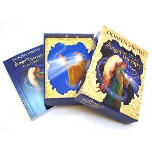 【クーポンあり】エンジェルセラピーオラクルカード ヒーリングメソッドが記された癒しのカード(浄化用ホワイトセージ付き)|my-earth