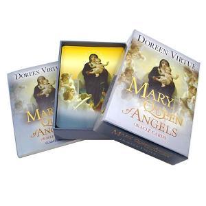 【クーポンあり】マリアオラクルカード ドリーン博士による聖母マリアのメッセージ(浄化用ホワイトセージ付き)