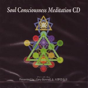 ソウルコンシャスネス瞑想CD 魂意識の広大な世界(ゲリー・ボーネル)【メール便可】|my-earth