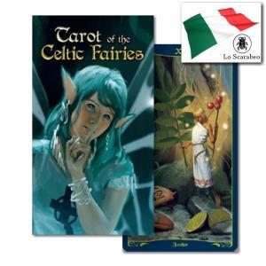 【クーポンあり】タロットカード ケルティックフェアリー ケルトの妖精が美しいタロットカード【メール便可】  my-earth