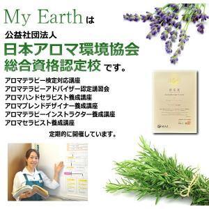 アロマテラピー検定 1級2級 公式問題集【メール便可】【AEAJ認定校】|my-earth|05