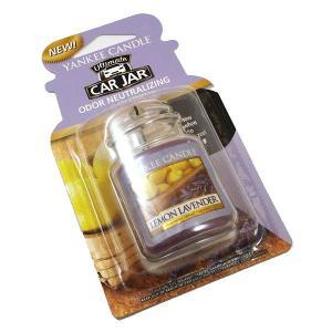 ヤンキーキャンドル ネオカージャー レモンラベンダー 深みのある甘いラベンダー (芳香剤)|my-earth
