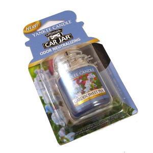 ヤンキーキャンドル ネオカージャー ガーデンスイトピー 心地の良いスイトピーの香り(芳香剤)|my-earth