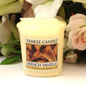 ヤンキーキャンドル フレンチバニラ 全米No.1のアロマキャンドル まとめ買いが多い人気の香り|my-earth
