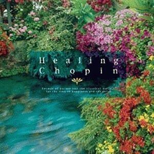 ヒーリング・ショパンCD ショパンのピアノの名曲と自然音をコラボレート♪【メール便可】|my-earth