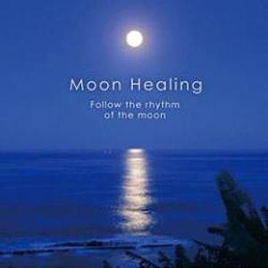 ムーン・ヒーリングCD 瞑想用のリラクゼーションミュージック【メール便可】|my-earth