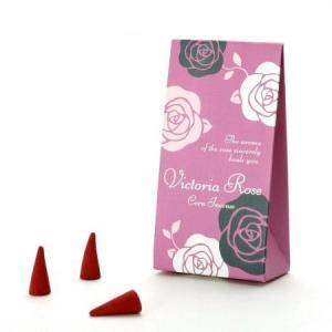 薔薇のお香「ビクトリア・ローズ」コーンインセンス 京都のお香 香彩堂|my-earth