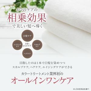 カラートリートメント ダークブラウン 2本セット 白髪 白髪染め 女性用 レディース  マイナチュレ 公式 ヘアカラー スカルプ 頭皮ケア 無添加 国産 オーガニック|my-nature-jp|11