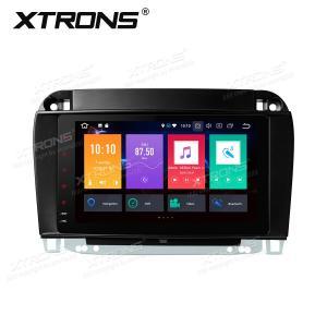 (PE88M220PL) XTRONS 1DIN 8インチ Android8.0 8コア RAM4GB+ROM32G カーナビ 静電式一体型PC ミラーリング マルチウィンドウビュー GPS Bluetooth ラジオ WIFI|mycarlife-jp
