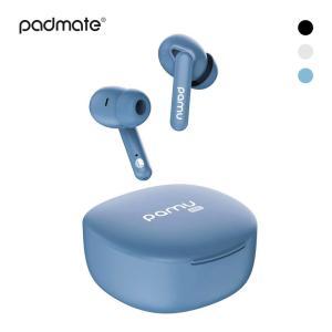 アクティブノイズキャンセリング(ANC)完全ワイヤレスイヤホン PaMu Quiet Mini 【bluetooth 5.2 低遅延 ゲーミングモード 防水】|mycaseshop
