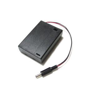 電池ケース 【単3×3本 スイッチ付】|mycraft