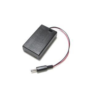 電池ケース 【単4×3本 スイッチ付】|mycraft