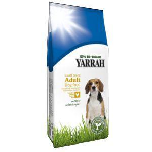 ヤラー オーガニックドッグフード 小型犬専用 2kg mydog22