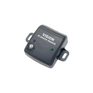 VISION 318-052 アクティブIR・2ステージ ショックセンサー(ビジョン カーセキュリティ オプション) <条件付き送料無料 1.直送品:西濃運輸 2.代引き不可>|mydokini