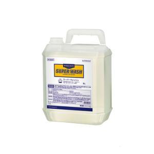 スーパーウォッシュ (業務用 衣料洗剤) [1.コスモビューティー:12037 2.通常在庫商品]|mydokini