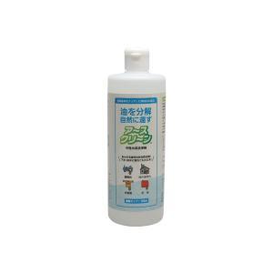 T-055 アースクリーン 油分散洗浄剤 中性・濃縮型 容量:500ml (エコエストジャパン: 流出油対策・二次汚染防止) mydokini