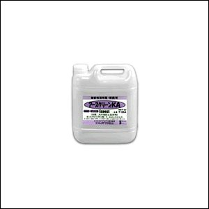 T-064 アースクリーンKA 油分散洗浄剤 強アルカリ性 容量:5リットル (エコエストジャパン: 食器洗浄・床洗浄向け) [1.取寄せ 2.送料無料] mydokini