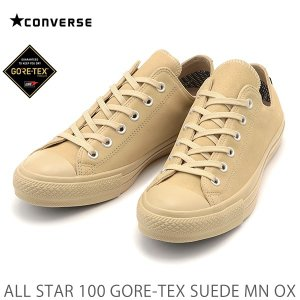 コンバース オールスター CONVERSE ALL STAR 100 GORE-TEX SUEDE ...