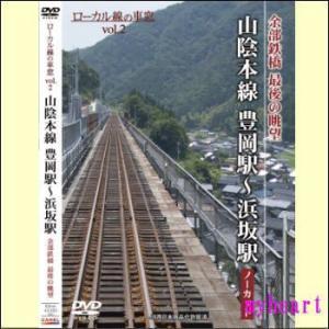 ローカル線の車窓vol.2 山陰本線 豊岡駅〜浜坂駅 ノーカット(DVD) CAMEL-R002|myheart-y