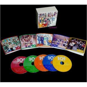 ステージ101 GO! ヤング101 CD-BOX CD5枚組