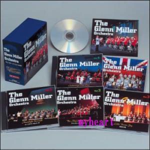 グレン・ミラー・オーケストラの世界 CD-BOX(CD)