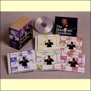 マントヴァーニ・オーケストラの世界(CD)