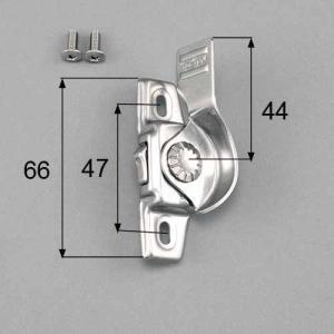 トステム LIXIL サッシ錠 クレセント 右側用 R1Y63 メール便対応|myhome-mainte