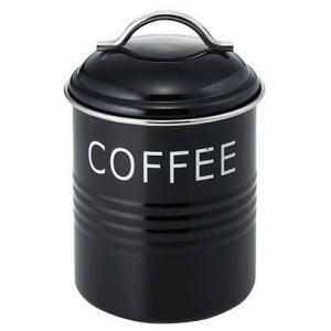 バーネット キャニスター  黒  COFFEE   4521540244151 myhome-mainte