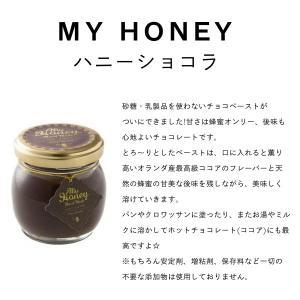 お中元 御中元  チョコ チョコレート ハニーショコラ M 90g|myhoney|05