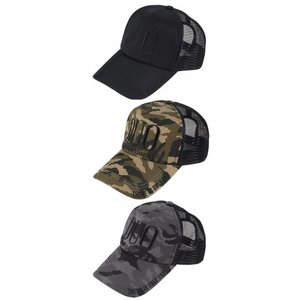 DUO デュオ ロゴ ハーフ メッシュ キャップ  フリーサイズ 帽子 宅配便限定商品|mykiss