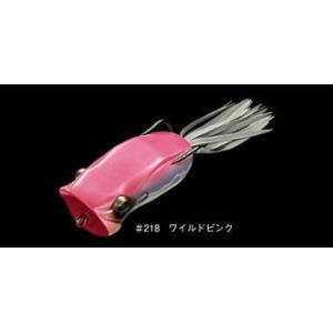 エバーグリーン ポッパーフロッグ 218ワイルドピンク|mykiss