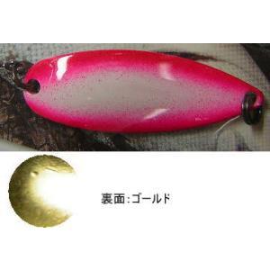 フォレスト ミュー5g レッドホワイトストライプ/ゴールド ☆オリカラ☆|mykiss